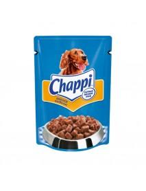 Влажный корм Chappi Мясное изобилие