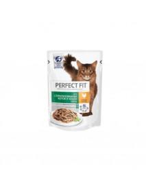 Влажный корм Perfect Fit Sterile для стерилизованных кошек