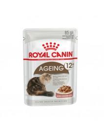 Влажный корм Royal Canin Ageing +12 в соусе для кошек старше 12 лет