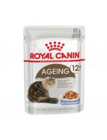 Влажный корм Royal Canin Ageing +12 в желе для кошек старше 12 лет