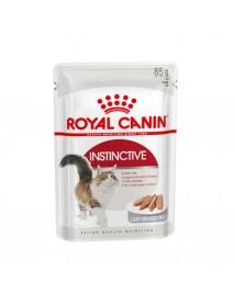 Влажный корм Royal Canin Instinctive паштет