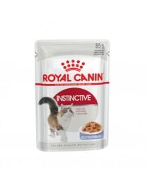 Влажный корм Royal Canin Instinctive в желе