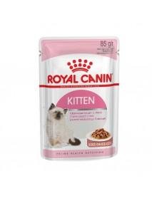Влажный корм Royal Canin Kitten Instinctive в соусе для котят