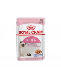 Влажный корм Royal Canin Kitten Instinctive в желе для котят