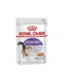 Влажный корм Royal Canin Sterilised паштет для стерилизованных кошек
